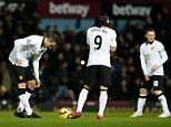 One of the key talking points about United has been Van Persie's and Falcao's failure to bond on the pitch