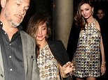 LOS ANGELES, CA - FEBRUARY 08:  Model Miranda Kerr attends the Warner Music Group annual Grammy celebration at Chateau Marmont on February 8, 2015 in Los Angeles, California.  (Photo by Stefanie Keenan/Getty Images for  Warner Music Group) *** Local Caption *** Miranda Kerr