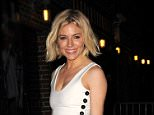 Mandatory Credit: Photo by Kristin Callahan - ACE Pictures/REX (4416705b)  Sienna Miller  'Late Show With David Letterman', New York, America - 05 Feb 2015
