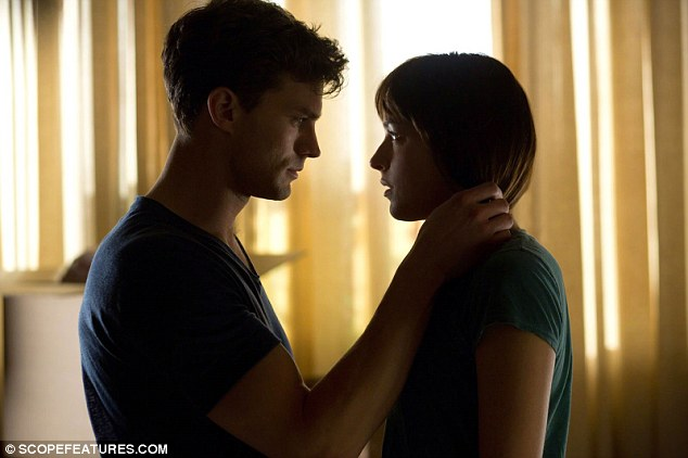Coming soon: Fifty Shades Of Grey will have its North American release on February 13