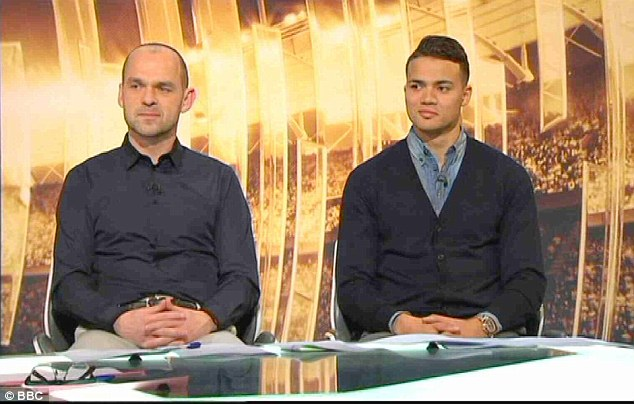 Danny Murphy (left) questioned whethere there were 'underlying' issue between Pearson and McArthur