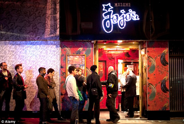 With iconic establishments like Madame Jojo's nightclub closing, the district is losing its gritty culture