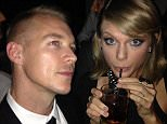 Diplo & Taylor Swift on Instagram