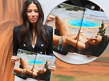 ***MANDATORY BYLINE TO READ INFPhoto.com ONLY***\nJessica Gomes attends The Sports Illustrated Swimsuit Event Herald Square,  New York City.\n\nPictured: Jessica Gomes\nRef: SPL947479  090215  \nPicture by: INFphoto.com\n\n