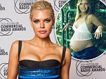 Supplied image of Today Network radio presenter Sophie Monk on the red carpet of the 26th annual Australian Commercial Radio Awards in Melbourne, Saturday, Oct. 18, 2014. (AAP Image/Commercial Radio Australia, Andrew Jarvie) NO ARCHIVING, EDITORIAL USE ONLY