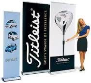 The many uses of retractable banner stands at a trade Show