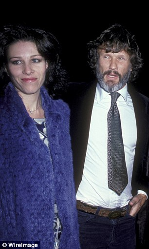 """Andrea Portago and Kris Kristofferson attend the premiere of """"Heaven's Gate"""" on November 18, 1980 at Cinema I in New York City"""