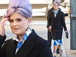©BAUER-GRIFFIN.COM\nKelly Osbourne is seen at 'Jimmy Kimmel Live'\nNON EXCLUSIVE Feb 9, 2015\nJob: 150209RB2 Los Angeles, CA\nwww.bauergriffin.com\n