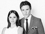 """LINK TO https://www.yahoo.com/style/eddie-redmayne-and-felicity-jones-c1423437563572.html   """"Eddie Redmayne on not quite being settled into his new role as Hollywood celebrity - ?Does anyone ever feel comfortable in it? How am I doing?? Yeah, I am [perplexed]. I?m not going to lie.? """"Felicity Jones on working with Eddie for the first time - ?Eddie and I have spent many years auditioning for film and TV projects together, and being turned down together. And then commiserating together. But this was the first time we?d worked together.? """"How The Theory of Everything wasn?t a role or a story that Eddie was ever seeking out, but was one that he fully inhabited - ?At school, whenever we wrote an essay, I needed to be told the subject, and then I could go and immerse myself in that world. I can?t just come up with it. So there are no specific movie parts I want. I never would have thought I could play Stephen [Hawking]. It was only when this particular script arrived and it was this vers"""