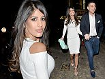 LONDON, UNITED KINGDOM - FEBRUARY 12: Jasmin Walia seen out at DSTRKT nightclub on February 12, 2015 in London, England.  PHOTOGRAPH BY Eagle Lee / Barcroft Media UK Office, London. T +44 845 370 2233 W www.barcroftmedia.com USA Office, New York City. T +1 212 796 2458 W www.barcroftusa.com Indian Office, Delhi. T +91 11 4053 2429 W www.barcroftindia.com