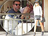 Robbie and Claudine Keane seen having lunch at La Piazza Restaurant at The Grove mall in Los Angeles\n\nPictured: Robbie and Claudine Keane\nRef: SPL949159  110215  \nPicture by: Splash News\n\nSplash News and Pictures\nLos Angeles: 310-821-2666\nNew York: 212-619-2666\nLondon: 870-934-2666\nphotodesk@splashnews.com\n
