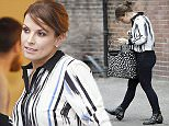 10.FEB.2015 - MANCHESTER - UK\n*** EXCLUSIVE ALL ROUND PICTURES - STRICTLY AVAILABLE FOR UK NEWSPAPERS ONLY ***\nCOLEEN ROONEY AND HER STYLE AND MAKE UP TEAM SEEN LEAVING A PHOTO STUDIO IN MANCHESTER AFTER SHOOTING HER SPRING SUMMER COLLECTION CLOTHING RANGE.  THE ROONEYS SEEM TO HAVE ADDED ANOTHER TOP OF THE RANGE AUDI TO THEIR EVER GROWING COLLECTION\nBYLINE MUST READ : XPOSUREPHOTOS.COM\n***UK CLIENTS - PICTURES CONTAINING CHILDREN PLEASE PIXELATE FACE PRIOR TO PUBLICATION ***\n**UK CLIENTS MUST CALL PRIOR TO TV OR ONLINE USAGE PLEASE TELEPHONE  442083442007