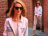 2015 RAMEY PHOTO 310-828-3445 Los Angeles, Ca Rosie Huntington Whiteley shopping in Beverly Hills. 021115 RC