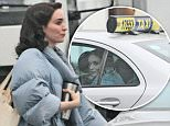 Pictured @ unit base today carrying a hot flask.\n\nPictured: Rooney Mara pictured in Dublin, Ireland.\nRef: SPL947138  110215  \nPicture by: Mark Doyle / Splash News\n\nSplash News and Pictures\nLos Angeles: 310-821-2666\nNew York: 212-619-2666\nLondon: 870-934-2666\nphotodesk@splashnews.com\n