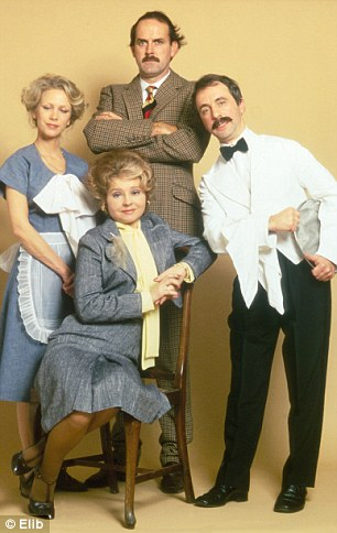 The Gleneagles Hotel - and its former owner - inspired the John Cleese sitcom, Fawlty Towers.