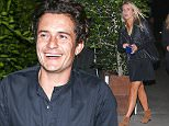 Orlando Bloom leaving Giorgio Baldi with his new blond girlfriend. They came out separate, but she left driving his BMW and Orlando with friend in other car,Orlando stopped and was talking with Eva Langoria.February 10 2015\nX17online.com\nOK FOR WEB SITE USAGE\nAny queries call X17 UK Office /0034 966 713 949/926 \nAlasdair 0034 630576519 \nGary 0034 686421720\nLynne 0034 611100011