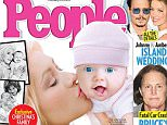 Christina Aguilera reveals first photos of six-month-old daughter Summer Rain