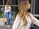 "UK CLIENTS MUST CREDIT: AKM-GSI ONLY EXCLUSIVE: A very slim Sofia Vergara looks chic and classy as she exits her apt complex in Weho before running errands, after Sof  Vergara and her fianc  Joe Manganiello, spent nearly two months of searching for a surrogate, 'In Touch' has learned that the duo finally found a match! ""It was hard, because Sof  wanted to make sure that the woman was someone she could trust,"" an insider shared. Another source said the reason Sof  (who is already mom to Manolo, 23, from her first marriage) won't carry the baby herself is ""a closely guarded secret,"" the pair aren't hiding their excitement. ""Sof   said from day one that Joe is the perfect dad,"" adds the source. ""They can't wait to be parents.""  Pictured: Sofia Vergara Ref: SPL949335  110215   EXCLUSIVE Picture by: AKM-GSI / Splash News"