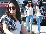 Picture Shows: Megan Fox  February 10, 2015    Actress and busy mom Megan Fox stops by Whole Foods in Studio City, California to stock up on groceries. Megan recently returned from Japan where she attended the Tokyo premiere of 'TMNT' with co-star Will Arnett.    Exclusive All Rounder  UK RIGHTS ONLY  Pictures by : FameFlynet UK    2015  Tel : +44 (0)20 3551 5049  Email : info@fameflynet.uk.com