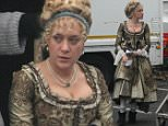 EXCLUSIVE: Love and Friendship, a Jane Austen short story being filmed in Co. Dublin for 4 wks.  Pictured: Chloe Sevigny on Love and Friendship film set in Co. Dublin, Ireland. A Jane Austen short film, only a 4 wk shoot & very small budget. Ref: SPL948955  120215   EXCLUSIVE Picture by: Mark Doyle / Splash News  Splash News and Pictures Los Angeles: 310-821-2666 New York: 212-619-2666 London: 870-934-2666 photodesk@splashnews.com