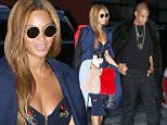 Jay-Z and Beyonce hold hands on the streets of NYC after attending Kanye West's fashion show in NYC.\n\nPictured: Jay-Z and Beyonce\nRef: SPL950318  120215  \nPicture by: XactpiX/Splash News\n\nSplash News and Pictures\nLos Angeles: 310-821-2666\nNew York: 212-619-2666\nLondon: 870-934-2666\nphotodesk@splashnews.com\n