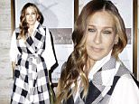 Sarah Jessica Parker at the Tome Fall 2015 Show at New York Fashion Week in New York City.\n\nPictured: Sarah Jessica Parker\nRef: SPL950223  120215  \nPicture by: Splash News\n\nSplash News and Pictures\nLos Angeles: 310-821-2666\nNew York: 212-619-2666\nLondon: 870-934-2666\nphotodesk@splashnews.com\n