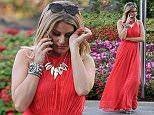 TOWIE's Danielle Armstrong gets animated whilst taking a phone call outside her Tenerife Hotel.\n\nPictured: Danielle Armstrong\nRef: SPL949930  120215  \nPicture by: BACP / Splash News\n\nSplash News and Pictures\nLos Angeles: 310-821-2666\nNew York: 212-619-2666\nLondon: 870-934-2666\nphotodesk@splashnews.com\n
