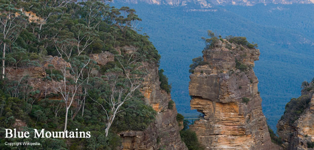 Blue Mountains - Limousine Sight Seeing Destination
