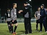 Ashington Manager Steve Harmison during the Ebac Northern League, Division One match at Ashington Community Football Club, Northumberland. PRESS ASSOCIATION Photo. Picture date: Tuesday February 10, 2015. See PA story SOCCER Ashington. Photo credit should read: Richard Sellers/PA Wire