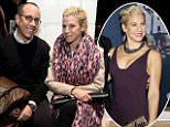 Jerry Seinfeld (L) and Jessica Seinfeld attend