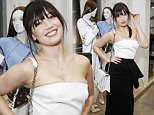 LONDON, ENGLAND - FEBRUARY 17:  Daisy Lowe attends the Dior 'Diorama' Launch at Dover Street Market on February 17, 2015 in London, England.  (Photo by David M. Benett/Getty Images for Dior)