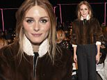 NEW YORK, NY - FEBRUARY 16:  TV personality Olivia Palermo attends the Milly By Michelle Smith show during Mercedes-Benz Fashion Week Fall 2015 at ArtBeam on February 16, 2015 in New York City.  (Photo by Vivien Killilea/Getty Images)