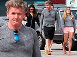 Gordon Ramsay going for breakfast in Malibu with family showing he has been working out feb 16, 2015 X17online.com\nNO WEB SITE USAGE\nMAGAZINES DOUBLE FEES\nAny queries call X17 UK Office /0034 966 713 949/926 \nAlasdair 0034 630576519 \nGary 0034 686421720\nLynne 0034 611100011