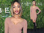 NEW YORK, NY - FEBRUARY 16:  Model Jourdan Dunn attends the  Maybelline New York Celebrates Fashion Week at Rivington Rooftop on February 16, 2015 in New York City.  (Photo by Brad Barket/Getty Images for Maybelline)