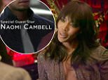 18 February 2015 - Los Angeles - USA  **** STRICTLY NOT AVAILABLE FOR USA ***  Naomi Campbell guest stars on Empire - but producers spell her name wrong in the opening credits. The British supermodel has been guest starring on the show as Tasha, a cougar embroiled in a May-December relationship with Hakeem, the youngest heir to the Lyon throne. But at the beginning of the latest episode, Campbell's name as a Special Guest Star was flashed up - with the P missing out of her surname. Instead of Campbell, her name was spelt Cambell. Empire is a family drama set in the world of a hip hop empire that's run by a warring ex husband and wife called Lucius and Cookie Lyon who are played by Terence Howard and Taraji P Henson.   XPOSURE PHOTOS DOES NOT CLAIM ANY COPYRIGHT OR LICENSE IN THE ATTACHED MATERIAL. ANY DOWNLOADING FEES CHARGED BY XPOSURE ARE FOR XPOSURE'S SERVICES ONLY, AND DO NOT, NOR ARE THEY INTENDED TO, CONVEY TO THE USER ANY COPYRIGHT OR LICENSE IN THE MATERIAL. BY PUBLISHING THIS