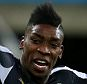 NEWCASTLE UPON TYNE, ENGLAND - JANUARY 17:  Sammy Ameobi of Newcastle United battles for the ball with Nathaniel Clyne of Southampton during the Barclays Premier League match between Newcastle United and Southampton at St James' Park on January 17, 2015 in Newcastle upon Tyne, England.  (Photo by Jan Kruger/Getty Images)