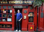 Leinster and Ireland 2nd row rugby player Devin Toner, photographed at home in Dublin, Ireland.  Pic Andy Hooper