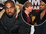 LONDON, ENGLAND - FEBRUARY 20:  Kanye West attends a memorial service for Professor Louise Wilson during London Fashion Week Fall/Winter 2015/16 at St Paul's Cathedral on February 20, 2015 in London, England.  (Photo by Tim P. Whitby/Getty Images)