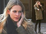 Poppy Delevingne hails a cab outside Thinkcoffee at the Bowery in New York City.\n\nPictured: Poppy Delevingne\nRef: SPL956152  190215  \nPicture by: Splash News\n\nSplash News and Pictures\nLos Angeles: 310-821-2666\nNew York: 212-619-2666\nLondon: 870-934-2666\nphotodesk@splashnews.com\n