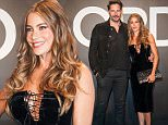 Actress Sofia Vergara arrives  at The Tom Ford Autumn/Winter 2015 Women's Wear Collection Presentation in Los Angeles, California, February 20th, 2015. AFP PHOTO / Valerie MaconVALERIE MACON/AFP/Getty Images
