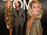 Pictured: Rosie Huntington-Whiteley and Jason Statham\nMandatory Credit © Gilbert Flores/Broadimage\nTom Ford Autumn/Winter 2015 Womenswear Collection Party\n\n2/20/15, Hollywood, California, United States of America\n\nBroadimage Newswire\nLos Angeles 1+  (310) 301-1027\nNew York      1+  (646) 827-9134\nsales@broadimage.com\nhttp://www.broadimage.com\n