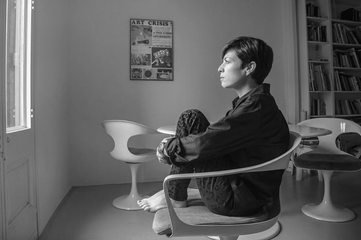 Institut-Kunst: Prof. Chus Martinez