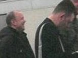 BEST QUALITY AVAILABLE Handout CCTV stills dated 18/02/15 issued by the British Transport Police of some of the seven men they are appealing to identify pictured at St Pancras International at around 8pm, as part of an investigation into racist chanting at the mainline station. PRESS ASSOCIATION Photo. Issue date: Wednesday February 25, 2015. Anyone with information on the incident should contact British Transport Police, on 0800 405040, or by text, on 61016, quoting reference B8/ESUB of 24 February 2015. See PA story POLICE Chanting. Photo credit should read: British Transport Police/PA Wire NOTE TO EDITORS: This handout photo may only be used in for editorial reporting purposes for the contemporaneous illustration of events, things or the people in the image or facts mentioned in the caption. Reuse of the picture may require further permission from the copyright holder.