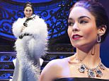 Vanessa Hudgens as Gigi in the new Broadway production of GIGI, book and lyrics by Alan Jay Lerner, music by Frederick Loewe, adaptation by Heidi Thomas, choreographed by Joshua Bergasse and directed by Eric Schaeffer, at the Neil Simon Theatre (250 West 52nd Street). \\n© Margot Schulman\\n
