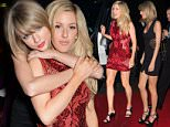 Brit Awards Universal Afterparty held at the Old Sorting Office - Arrivals. Featuring: Karlie Kloss, Taylor Swift Where: London, United Kingdom When: 25 Feb 2015 Credit: Daniel Deme/WENN.com
