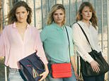 """We knew the elder, Mamie Gummer (born 1979) , actress and supermodel we had seen in Gérard Darel campaign. She poses with her two sisters, Louisa ( born in 1991) and Grace ( born in 1986 ) , the brand top-of -the-line version of H & M . And more specifically to present the new collection of bags and shoes Clare Vivier, stylist and friend of Streep siblings. Choosy, aquiline nose and laughing eyes ... Mamie , Grace and Louisa , all three models for the brand & Other Stories can not hide that they are the daughters of the famous actress Meryl Streep ! Casual and cool , the three girls pose pavement slippers with shoulder bags , clutch bags and banana , in sunny California , Los Angeles.  """" They dreamed my clients: creative , hardworking and stylish city girls ,"""" said Clare Vivier them ."""