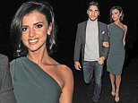 **EXCLUSIVE IMAGES**-LUCY MECKLENBURGH AND PARTNER LOUIS SMITH SEEN OUT CELEBRATING HER DADS AT THE CROWN BRENTWOOD - SATURDAY 28TH FEBRUARY 2015 - RA-PIX.CO.UK - 07793221861 - CONTACT RALPH PETTS - RALPH@RA-PIX.CO.UK
