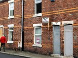 Date: 27/02/2015   HORDEN VILLAGE: £1 HOUSES FOR SALE ..  The village of Horden in County Durham, where properties are up for sale for the price of just £1 ..  Pictured: GVs of Twelfth Street.   FAO: Paul Bennett at Daily Mail