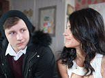 FROM ITV\n\nSTRICT EMBARGO -TV Listings Magazines & websites Tuesday 17 February 2015, Newspapers Saturday 21 February 2015 \n\nEmmerdale - 711617\n\nThursday 26 February 2015 \n\nOver at the pub Alicia Metcalfe [NATALIE ANDERSON] and Leyla are getting tipsy celebrating Alicia¿s birthday. Alicia arrives home and suggests to Lachlan White [THOMAS ATKINSON] they close up the shop early and he¿s chuffed when she asks him to make coffee. \n \nPicture contact: david.crook@itv.com on 0161 952 6214\n\nPhotographer - Amy Brammall\n\nThis photograph is (C) ITV Plc and can only be reproduced for editorial purposes directly in connection with the programme or event mentioned above, or ITV plc. Once made available by ITV plc Picture Desk, this photograph can be reproduced once only up until the transmission [TX] date and no reproduction fee will be charged. Any subsequent usage may incur a fee. This photograph must not be manipulated [excluding basic cropping] in a manner which alters the visual
