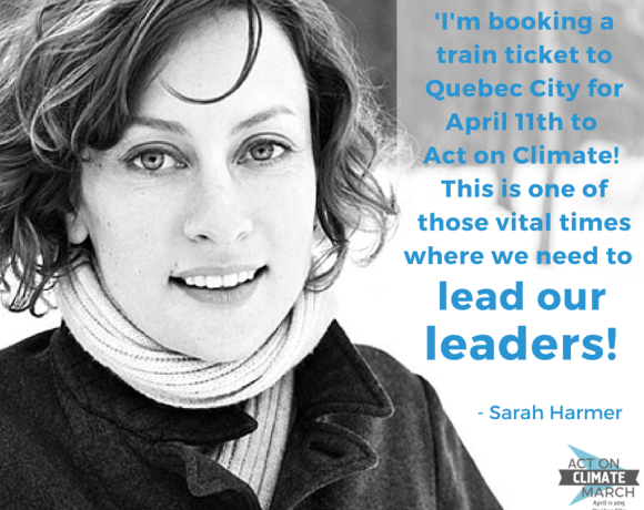 Check out the powerful voices that want you in Quebec